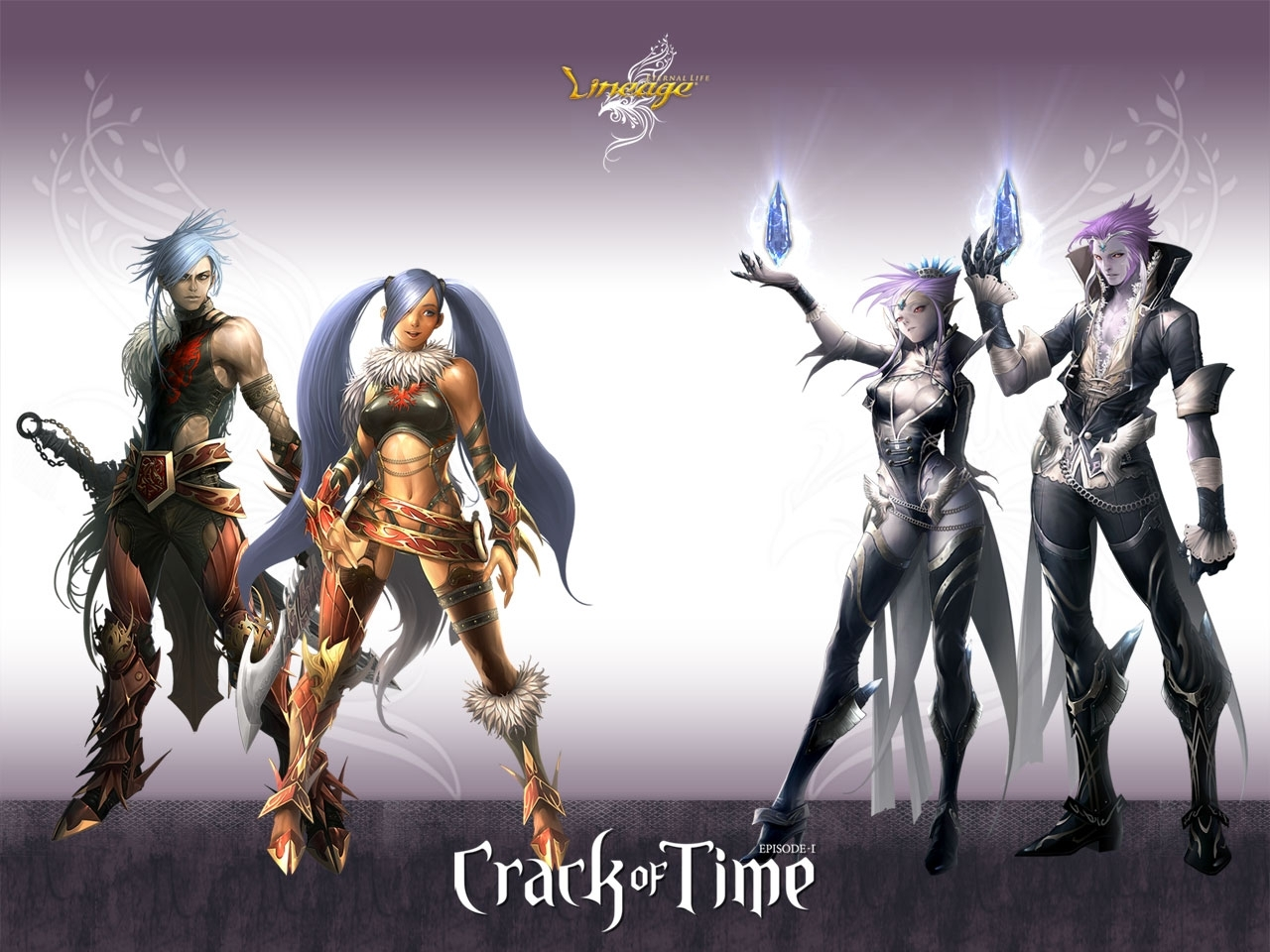 Crack of Time by GameMaster